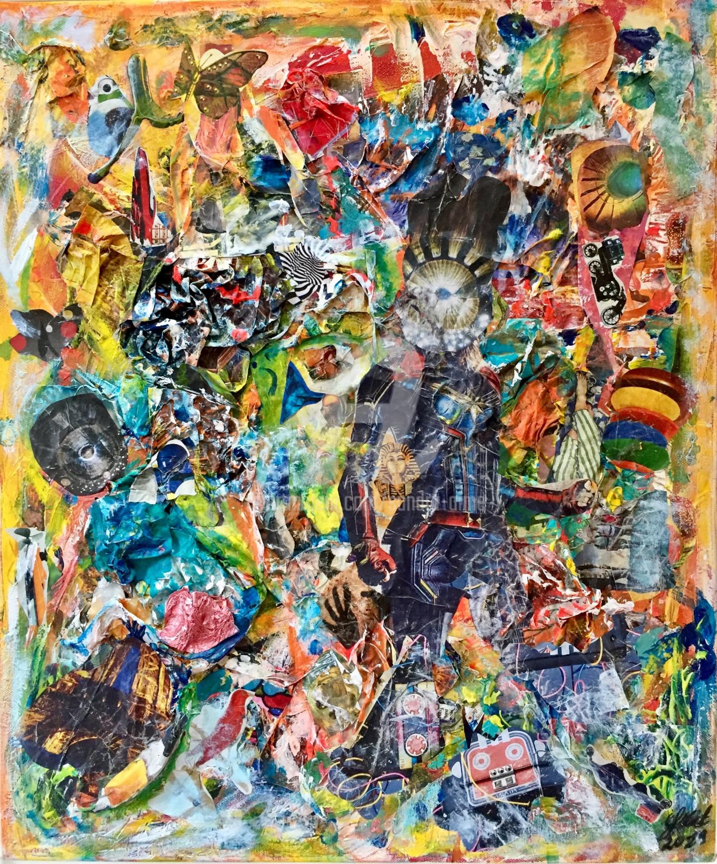 Sandra Aime - «Le sens de la métamorphose»